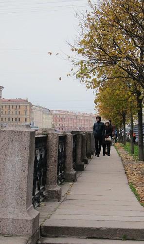 Kävelyllä Pietarissa by Anna Amnell