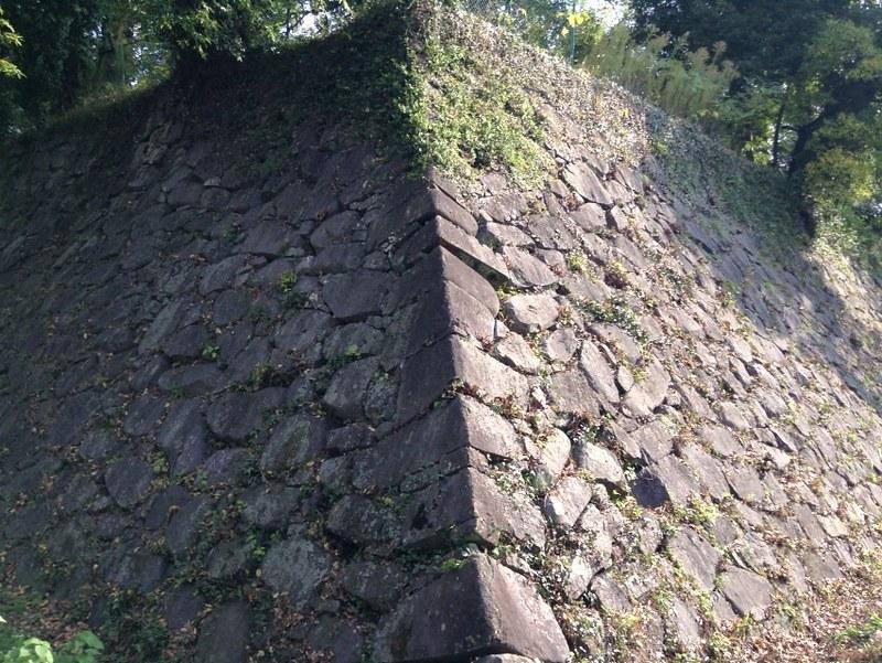 古城堀端公園(古城跡)   熊本城のガイド   攻城団