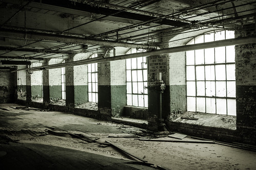 Cotton Mill by kenfagerdotcom