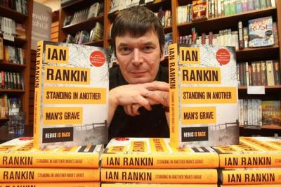 standing in another man's grave - Rankin