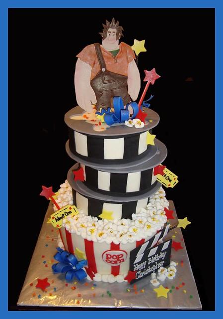 Tennessee Titans Birthday Cake