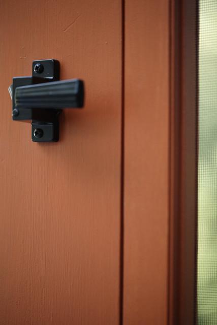 Wood Storm Door Detail Sp Windows Flickr Photo Sharing