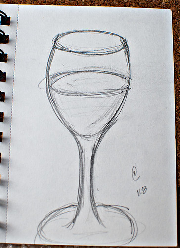 11-8 wine glass