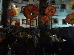 marionetas del corto a Cero