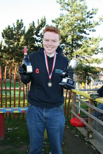 Seth Thomas KO 2012 Champion