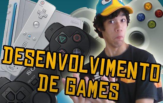 JumentossauroVlog - Desenvolvimento de Games