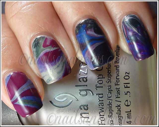 31DC2012 Day 20 Water Marble 1