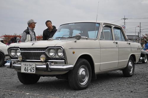 1967 NISSAN PRINCE SKYLINE S50 1500 Delux