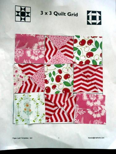 Shape Quilt Squares