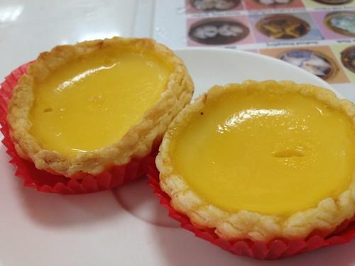 Mei Sum - egg custard