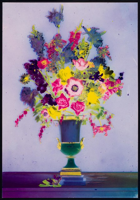 Bouquet of Flowers by Edward Steichen
