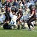 Football Action vs Wesleyan 11/10/12