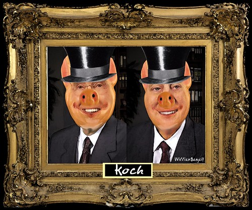 KOCH BROTHERS (FINAL) by Colonel Flick