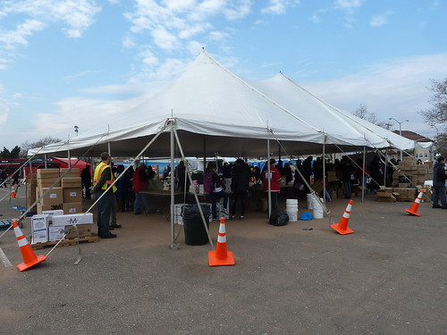 Supply Tent