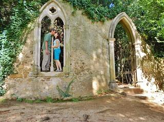 Romantic Gardens of Quintas Das Lagrimas