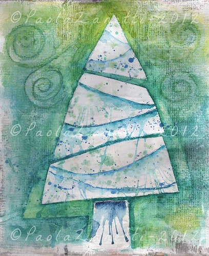 2012 X-Mas Card N1 by Pecorella_Bertina