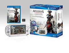 Assassin's Creed Liberation PS Vita Bundle