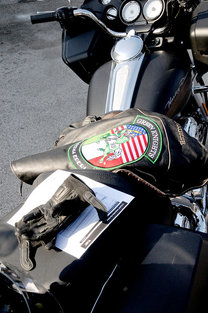 U.S. Army Africa HQ Battalion sponsors Veterans Day safety motorcycle ride