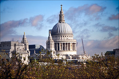St Paul's / from National Theatre