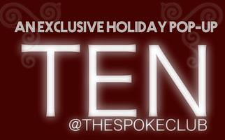 Holiday Pop up TEN