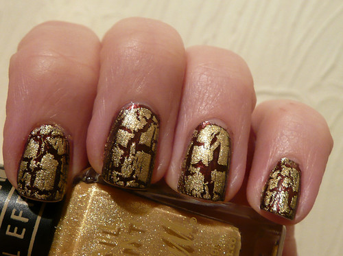 gold crackle 1