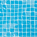 Warped Grid (Swimming Pool) by samaharris.com