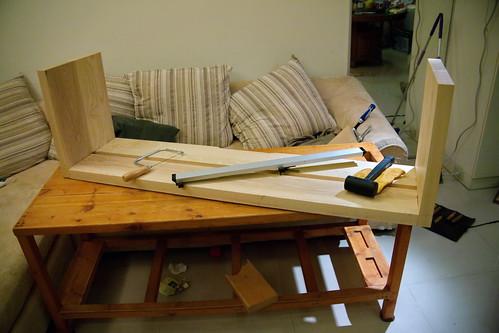 木工 板凳 20121117_6