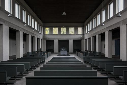 Upper Church | Abdij Sint Benedictusberg