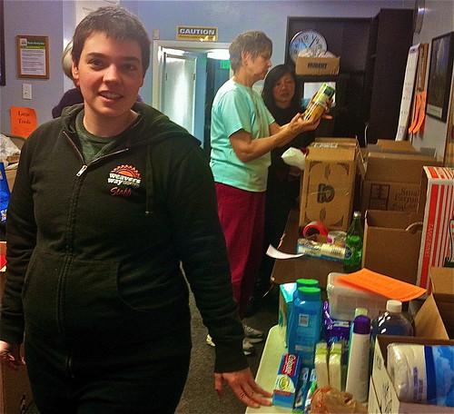 Coop mounts Hurricane Sandy relief