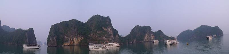 Halong Bay · Vietnam