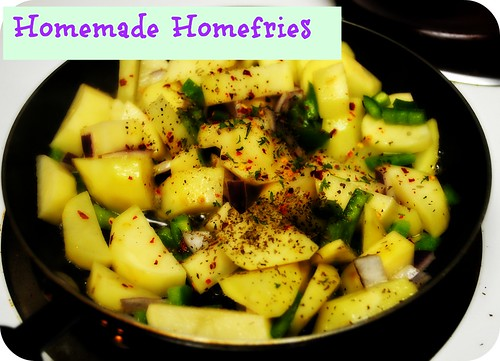 Homemade Homefries