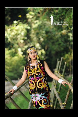 Sarawak Costume