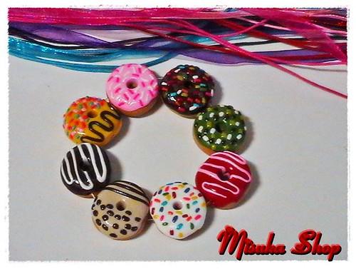 Pulsera Elástica Dunkin's Donuts
