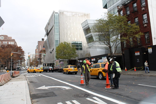 Cooper Square roadwork done