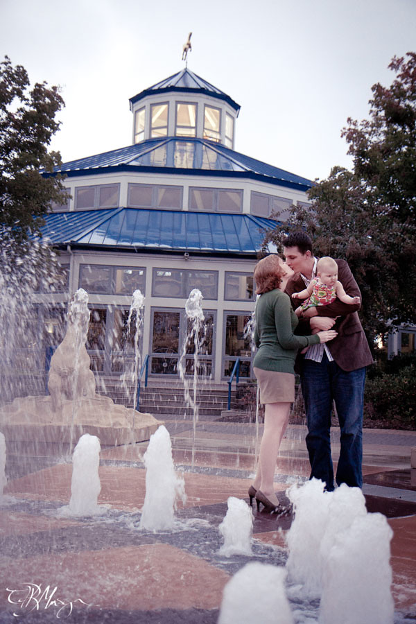 Chattanooga_Fountain_Carousel_Family
