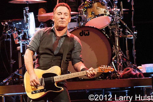 Bruce Springsteen and the E Street Band - 11-19-12 - The Pepsi Center, Denver, CO