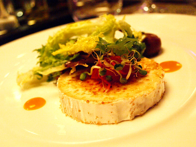 Goats' Cheese, Don't Tell Restaurant, Barcelona
