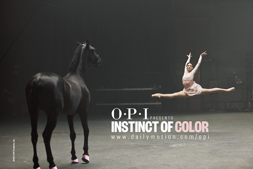 OPI-Instinct Of Color