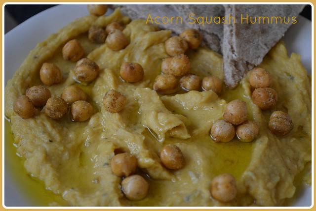 Acorn Squash Hummus cover photo