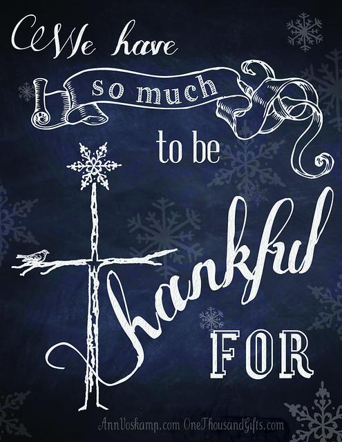 ThankfulChristmas