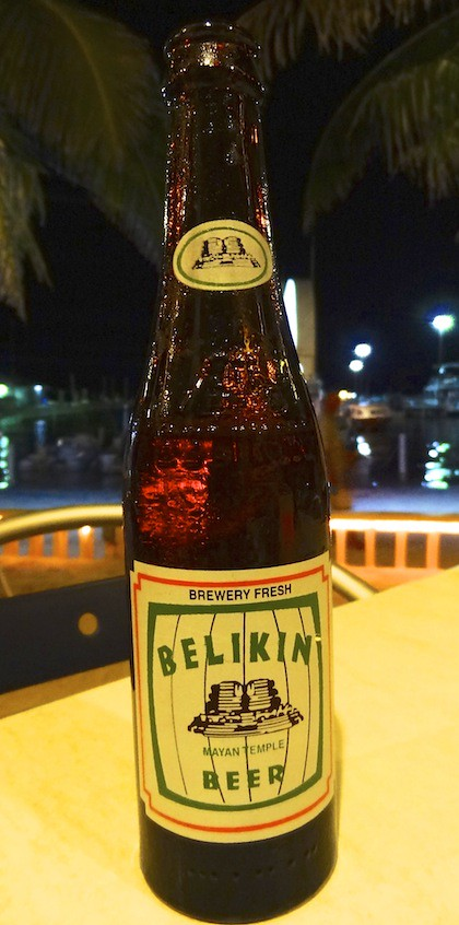Belize 6 beer