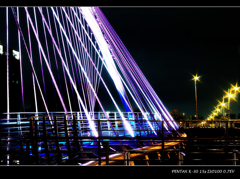 台中大坑蝴蝶橋