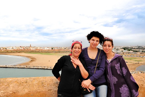 Mijn gidsen in Rabat