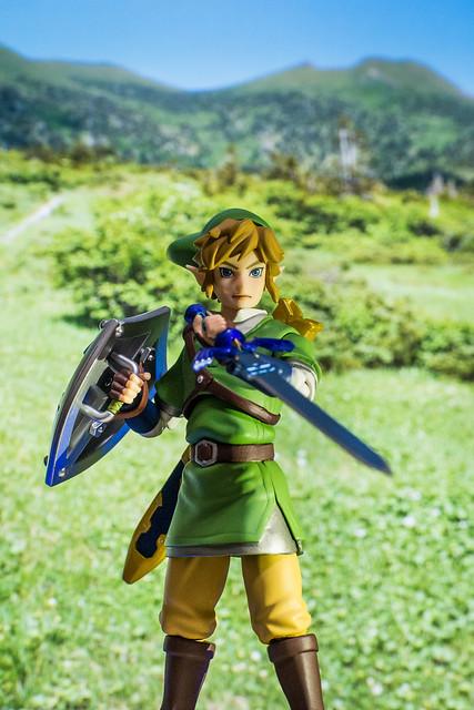 Link in field