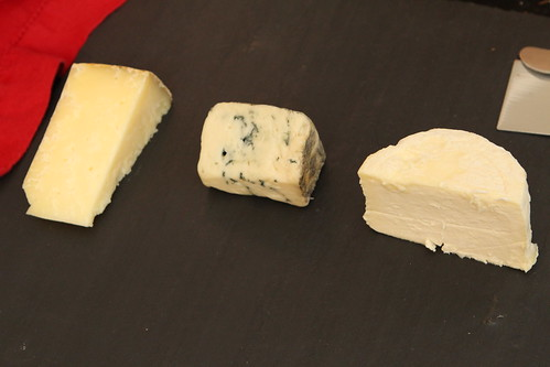 Thanksgiving Cheese Board with Ouray, La Tur, and _____ Blue Cheese
