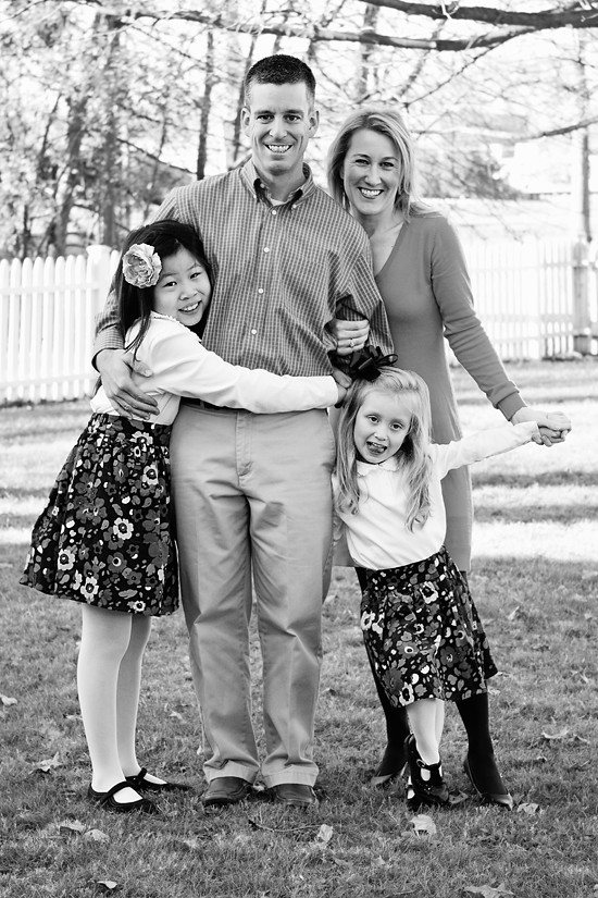 b w family