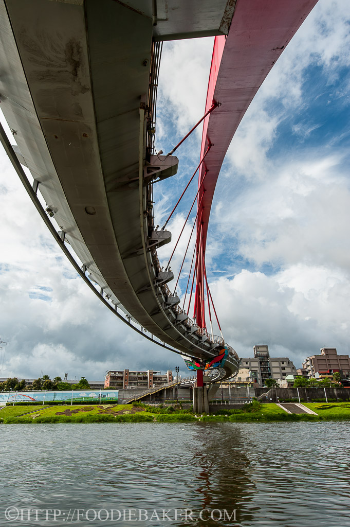 Rainbow Bridge, Taipei, Taiwan