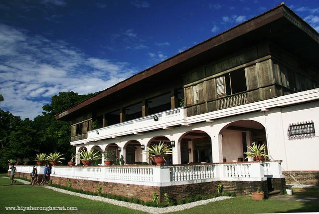 Marcos Malacanang of the North Paoay Ilocos Norte