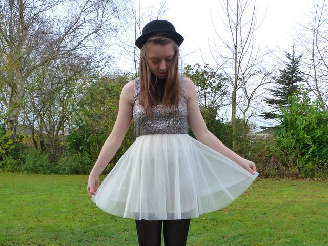Party Dress 3 ways