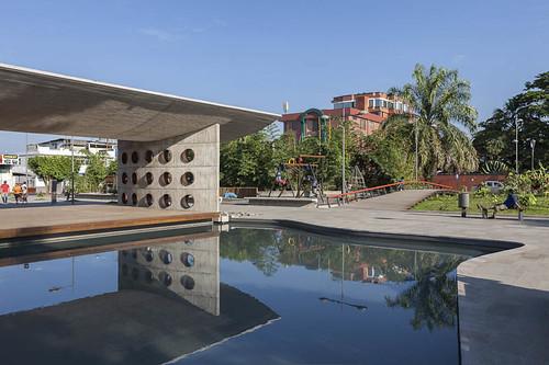 03 Parque Central del Coca, MCM+A Taller de Arquitectura, Orellana-Ecuador